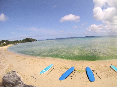 沖縄 サーフィン